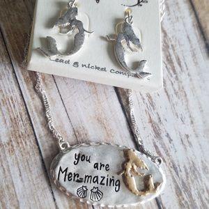 🌞SUMMER SALE🌞 MERMAZING Necklace set
